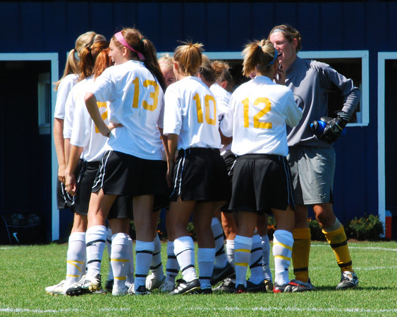 2008 Soccer - Manchester College Womens Soccer